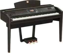 Piano Digital Clavinova Yamaha - Aceito Tyros 5 comprar usado  São Paulo