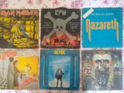 Lote de discos de vinil / LP