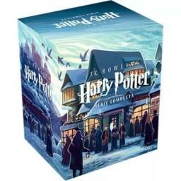 Box - Harry Potter - Série Completa (7 Volumes) comprar usado  Santa Bárbara D'Oeste