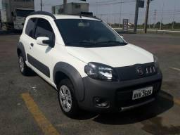 Uno way 12/12 baixo KM consta RS - 2012