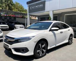Honda Civic Touring Turbo - TOP - Muito Novo = 0KM - 2017