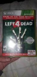 Troco jogo Left 4 dead , Por jogo Resident Evil 6 , meu jogo está novinho