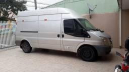 Van Transit Ford 2.4 - 350L TA - Refrigerada - 2011