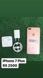 IPhone 7 Plus ( garantia de 3 mês )