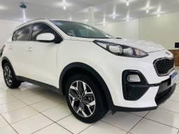 KIA SPORTAGE 2019/2020 2.0 LX 4X2 16V FLEX 4P AUTOMÁTICO - 2020