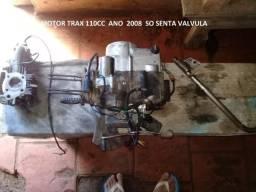 Motor trax 110c