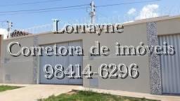 Casa financiada em Aparecida de Goiânia