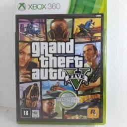 Gta V Original Novo Xbox 360