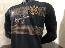 Camisa Ayrton Senna - Corinthians