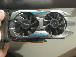 Placa de vídeo Galax GeForce GTX 750Ti EXOC 2Gb DDR5 128bits