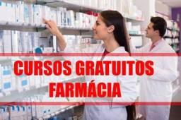 Curso Atendente de Farmácia - Grátis