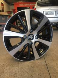 Toyota rodas aro 15 novas p/ Etios yaris