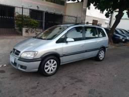 Gm - Chevrolet Zafira 2011 exp. 2.0/8v flex+gnv comp. som 7 lugares 2020 vist. em meu nome