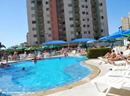 Apartamento 3 Quartos para Temporada em Caldas Novas, VITÓRIA THERMAS, 3 dormitórios, 1 su