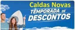 Apartamento 1 Quarto para Temporada em Caldas Novas, TEMPORADA DE DESCONTO EM CALDAS NOVAS