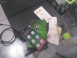 Vendo Moto G7 play 32GB 3Ram zerado