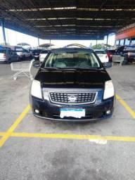 Nissan Sentar 2008