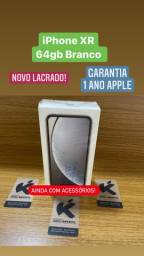Instagram @kaxu_imports - iPhone XR Branco Novo Lacrado - Garantia 1 ano Apple
