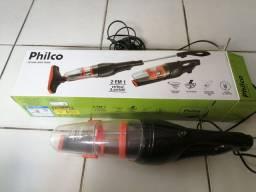 Aspirador Philco 1250w ciclone novo