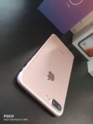 iPhone 7 plus 32Gb Rose 12x sem juros !!