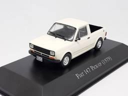 Miniatura Fiat 147 pickup 1979