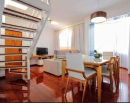 Cobertura à venda com 4 dormitórios em Santa efigênia, Belo horizonte cod:46008