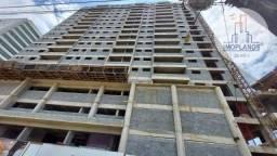 Apartamento à venda, 89 m² por R$ 460.000,00 - Vila Caiçara - Praia Grande/SP