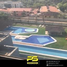 Apartamento com 5 dormitórios para alugar, 300 m² por R$ 6.000/mês - Altiplano - João Pess