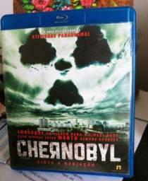 Blu ray terror filme Chernobyl Sinta a radiação. HORROR.