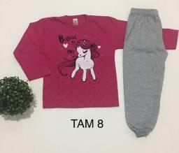 Conjuntos de Moleton TAM nas Fotos