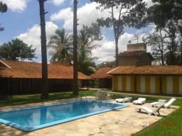 Chácara com 3 dormitórios para alugar, 10000 m² por R$ 4.200,00/mês - Trevo de Bady Bassit