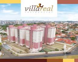 VillaReall Residencial Aptos 2 Dorms 58m2 2 Dorms 1 Vaga C/Varanda Lazer Complet