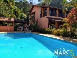 Chácara à venda com 5 dormitórios em Bairro do aralu, Santa isabel cod:1560