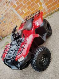 Vendo Quadriciclo Fourtrax 420