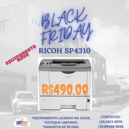 SP4310 Ricoh Impressora P&B