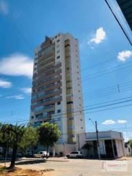 Apartamento com 3 dormitórios para alugar por R$ 2.400/mês - Setor Central - Gurupi/TO