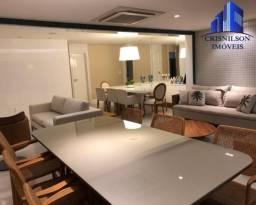 Título do anúncio: Apartamento à venda,Biarritz, Patamares, 4 suítes, R$ 1.385.000,00, nascente, luxo, 150 m²