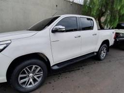 Toyota hilux 2.8 srx com o 2020 ja pago - 2016