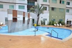 Apartamento a venda ótimo para rentabilidade no Condomínio Riviera Park em Caldas Novas GO