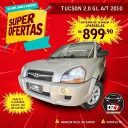Hyundai Tucson 2.0 GL A/T 2010 - 2010