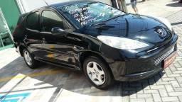 Lindo Peugeot 207 1.4 flex IPVA grátis ! 2012 - 2012