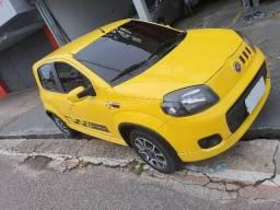 Fiat/uno sport 1.4 ano 2011/2012 completo top  - 2012