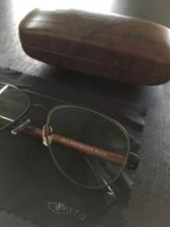Óculos modelo aviador