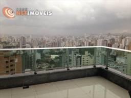 Apartamento à venda com 3 dormitórios em Sion, Belo horizonte cod:506035