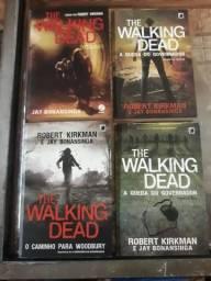 Coleção The Walking Dead - 30$