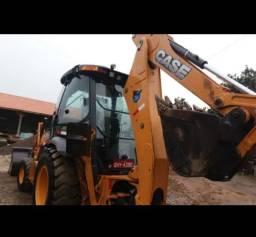 Case 580n 4x4 Cabinada 2015/2015<br>