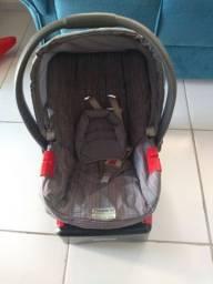 Bebê conforto + carrinho Burigotto