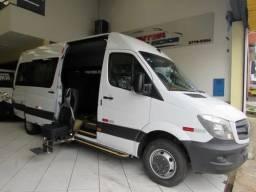 Mercedes-Benz Sprinter Van 515 com Acessibilidade<br><br>