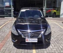 Nissan Versa SL 1.6 automático CVT 2017