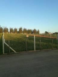 Velleda oferece terreno plano e cercado a somente 300 metros da RS040